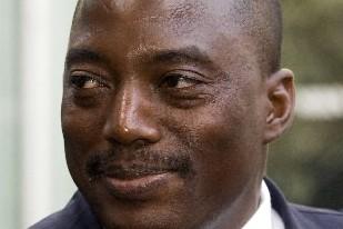 Le président congolais Joseph Kabila... (Photo: Bloomberg News)