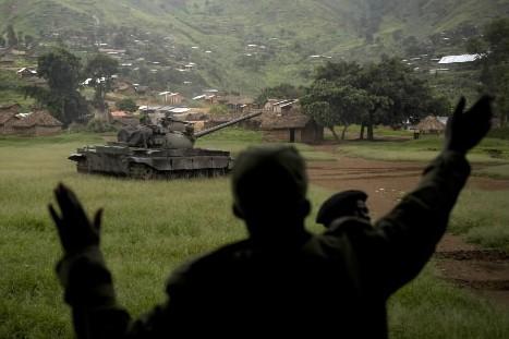 Les rebelles prennent de plus en plus de... (Photo: AFP)