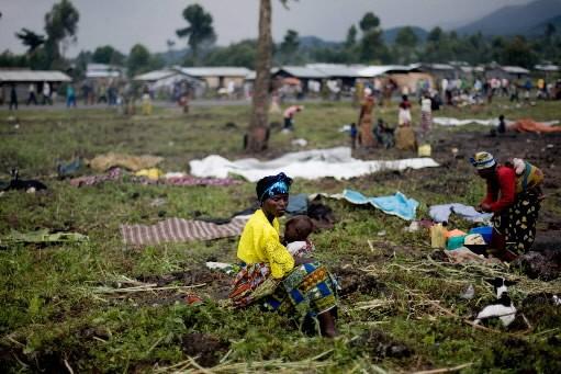 Un convoi d'aide humanitaire de l'ONU et d'ONG doit se rendre... (Photo: AFP)