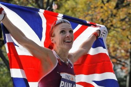 Paula Radcliffe... (Photo: AFP)