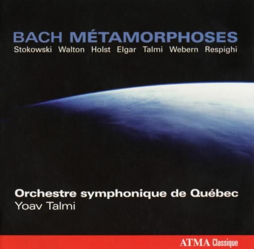 Le plus récent disque de l'Orchestre Symphonique de Québec et son chef Yoav...