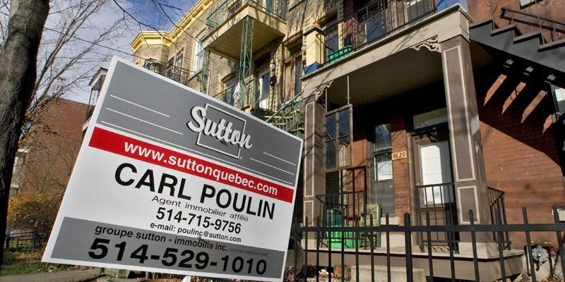 L'achat d'une propriété demeure un bon investissement. Il... (Photo Patrick Sanfaçon, La Presse)