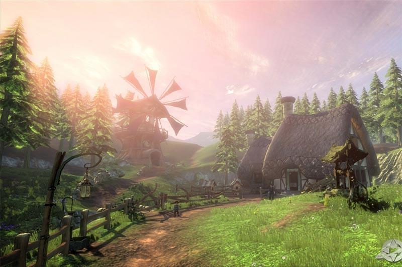 Le jeu Fable II... (IGN.com)