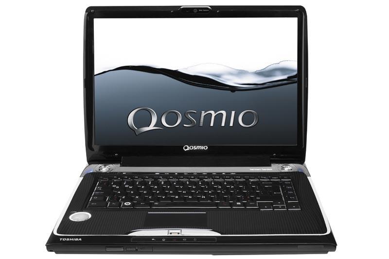 Le Qosmio G50 de Toshiba...