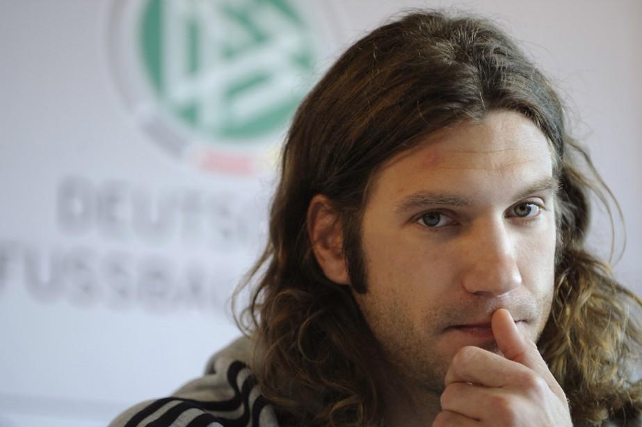Torsten Frings... (Photo: AFP)