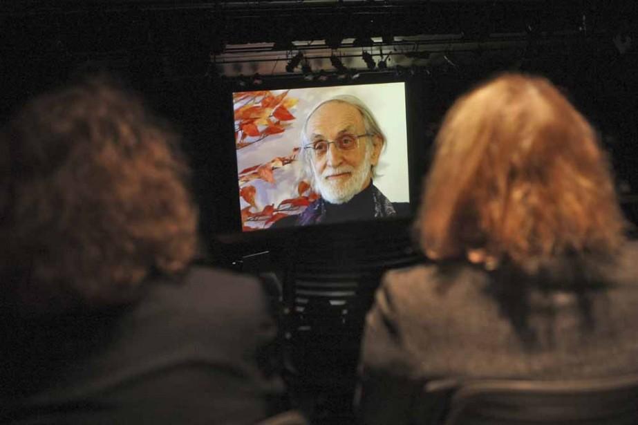 Timide et réservé, l'auteur Jacques Poulin n'était pas... (Photo: André Pichette, La Presse)