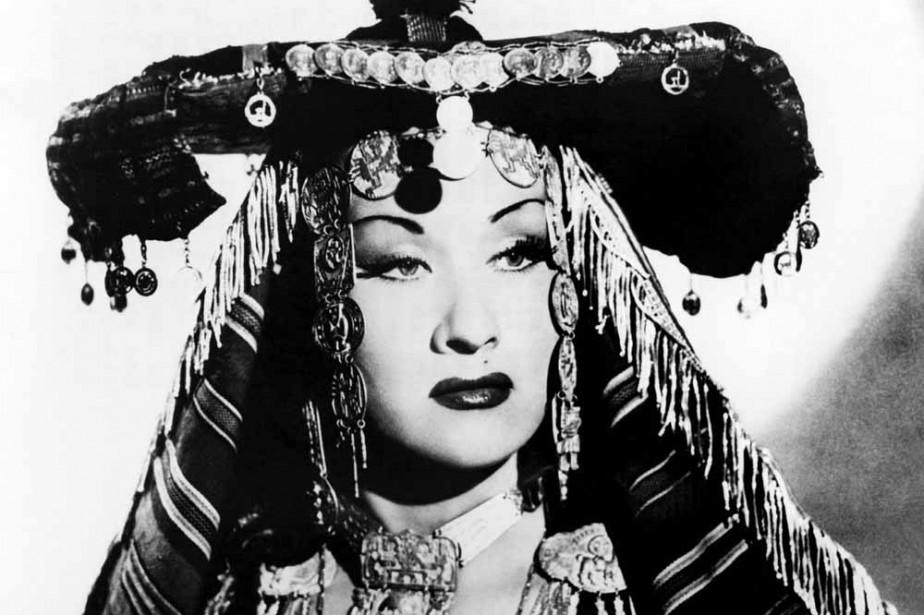 Yma Sumac, photographiée à Londres en avril 1952.... (Photo: archives AFP)