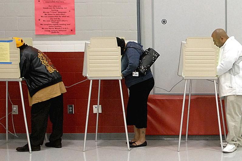 État baromètre par excellence, l'Ohio a voté Bush en 2000 et 2004.... (Photo: AP)