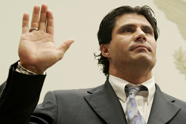 Jose Canseco... (Photo: AP)
