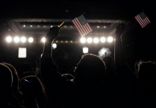 Ce n'est pas seulement une victoire. C'est une grosse... (Photo: Reuters)