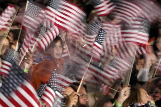 Pour la première fois de leur histoire, les Américains ont élu un président...