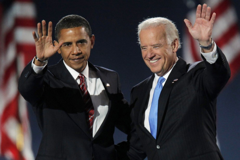 Barack Obama et Joe Biden... (Photo: Reuters)