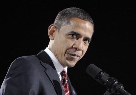 Barack Obama promet de s'attaquer de front au réchauffement... (Photo AP)