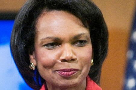 Condoleezza Rice... (Photo AP)
