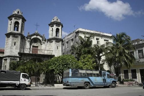 La Havane... (Photo fournie par Vacances Tours Mont-Royal)