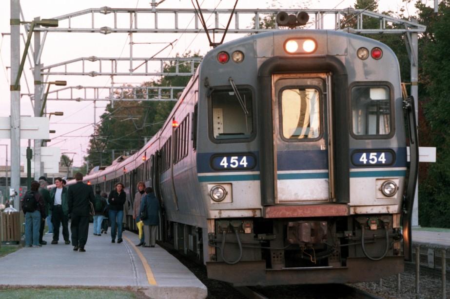 L'Agence métropolitaine de transport veut devenir propriétaire du... (Photo: Martin Chamberland, La Presse)