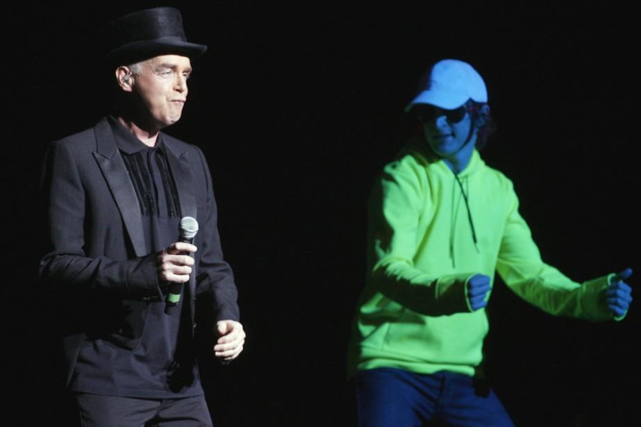 Pet Shop Boys... (Photo: archives La Presse)