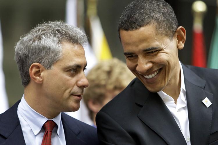 Rahm Emanuel, un proche de Barack Obama, a... (Photo: AP)