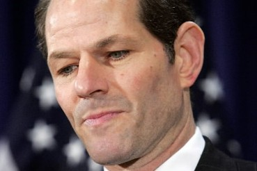 Eliot Spitzer... (Photo AP)