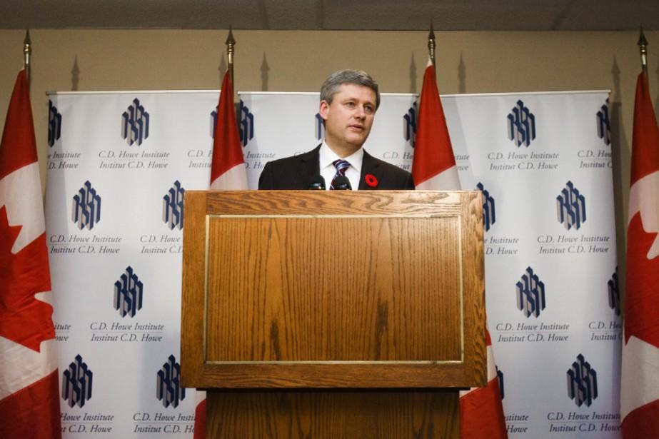 Lors de leur entretien d'hier, le premier ministre... (Photo Reuters)