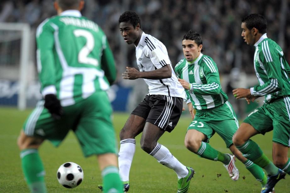 Y'aura-t-il un changement d'entraîneur à Saint-Étienne?... (Photo: AFP)