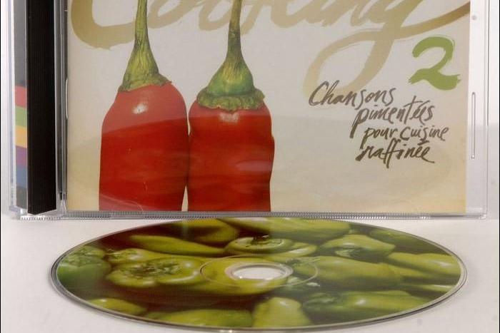 Cooking 2, chansons pimentées pour cuisine raffinée est... (Photo: François Roy, La Presse)