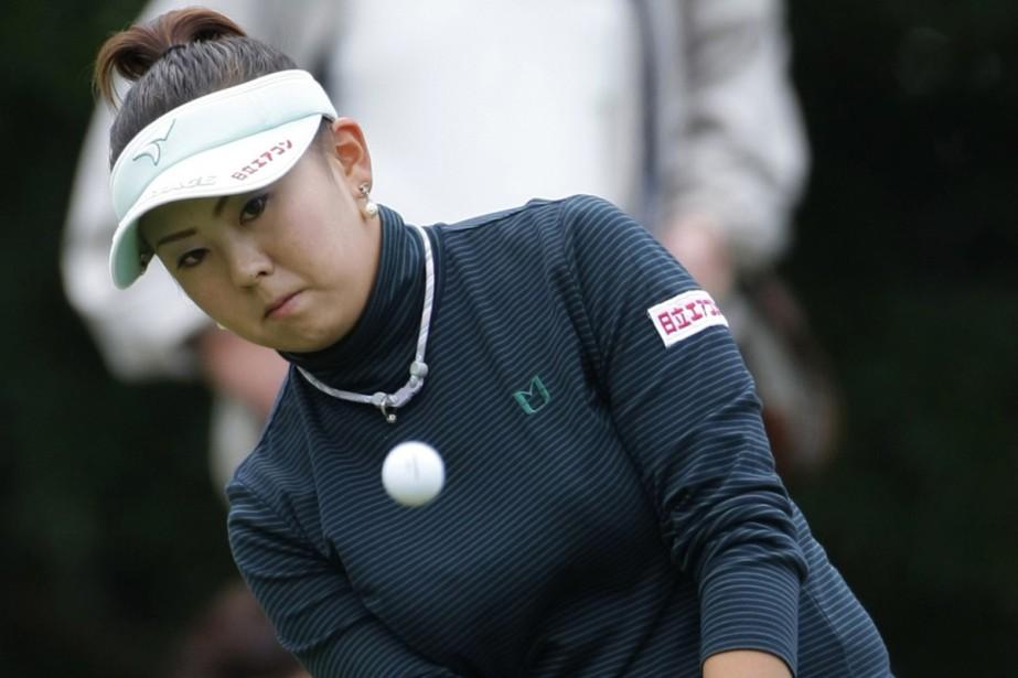 Miki Saiki... (Photo: AP)