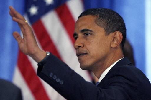 Durant sa campagne, Barack Obama s'est souvent montré... (Photo: Reuters)