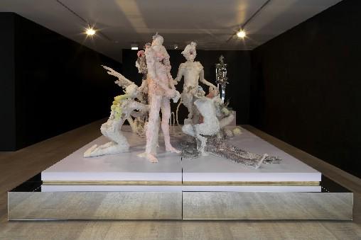 Célébré depuis sa participation à la Biennale... (Photo fournie par Stuart Shave)