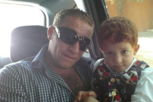 Mohamed Kohail, à gauche.... (Photo fournie par la famille)