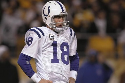 Peyton Manning... (Photo: Reuters)