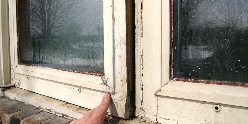 L'état des fenêtres est aussi passé en revue.... (Photothèque Le Soleil)