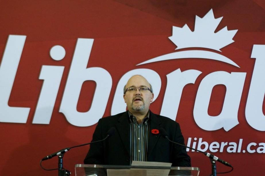 Le président du Parti libéral du Canada Doug... (Photo La Presse Canadienne)