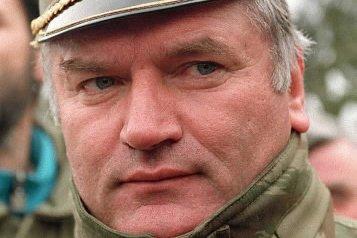 Ratko Mladic... (Photo: Archives AFP)