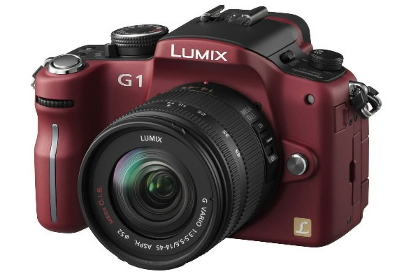 Panasonic DMC-G1...