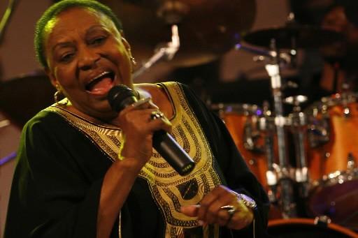 Miriam Mekeba... (Photo: Archives AFP)