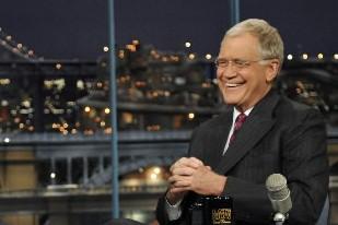 David Letterman... (Photo: AP)