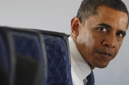 Le président-élu Barack Obama... (Photo: AP)