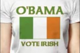 Une chanson célébrant les racines irlandaises du... (Photo tirée de YouTube)