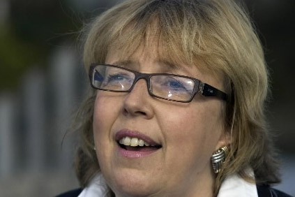 Elizabeth May... (Photo: PC)
