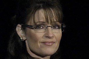 Sarah Palin... (Photo: AFP)