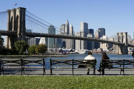New York nourrit l'ambition de devenir l'une des métropoles... (Photo: La Presse)
