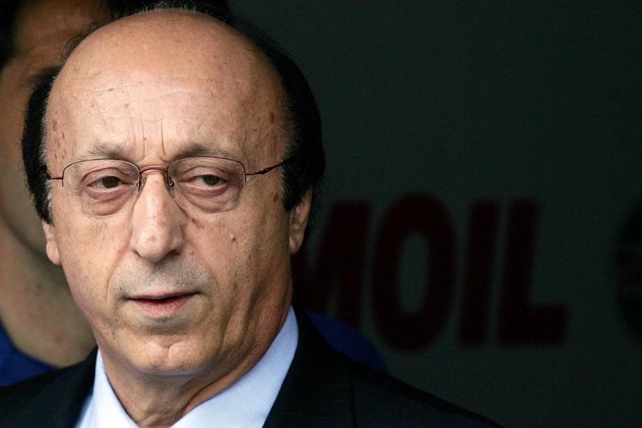 Luciano Moggi... (Photo: AFP)