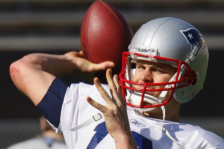 Tom Brady a été opéré le 6 octobre... (Photo: Reuters)