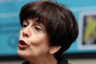 La ministre de l'Éducation, Michelle Courchesne... (Photo: Laetitia Deconinck, Le Soleil)