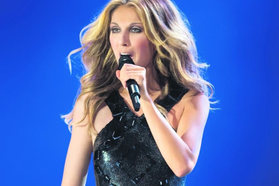 Le plan de départ était simple. Le spectacle de Céline Dion et de ses invités...