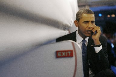 Barack Obama... (Photo: Reuters)