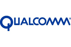 Le logo de Qualcomm...