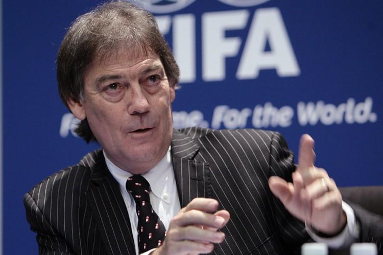 Le directeur général de l'Agence mondiale antidopage, David... (Photo: AP)
