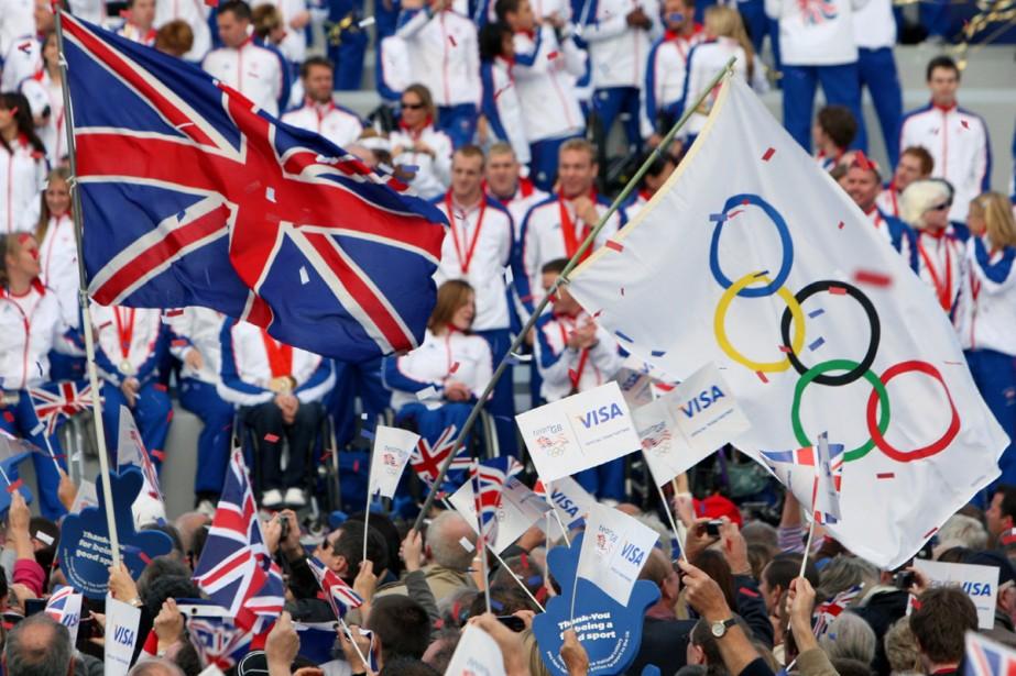 Le coût projeté des Jeux olympiques de Londres en 2012 a été... (Photo: AFP)